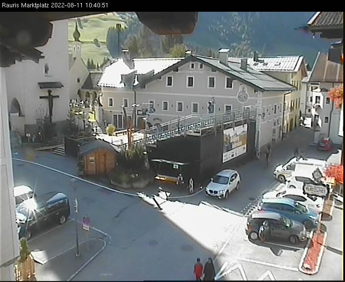 Rauris Webcam